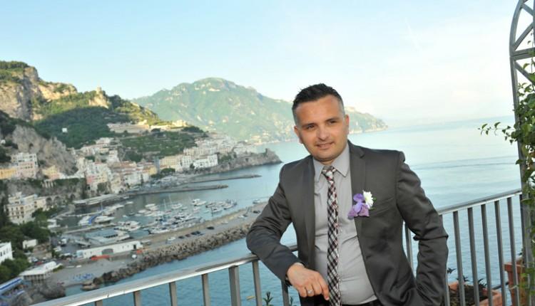 Wedding Planner and coordinator on the Amalfi Coast Interpreter, wedding officiant and celebrant