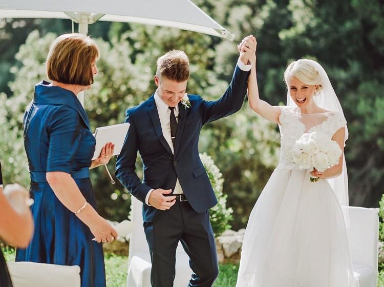 Positano Simbolic Wedding